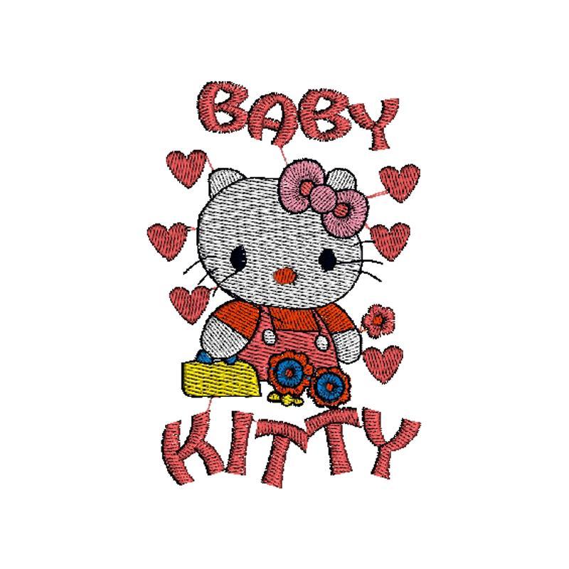 图片 小凯蒂版带花样-刺绣设计-DST