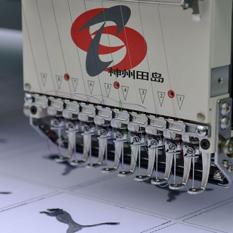 图片 STSS系列 神州田岛经济实用型绣花机