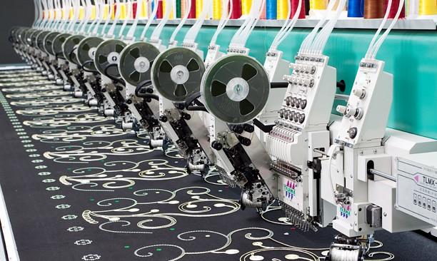 图片 TLMX系列环缝刺绣盘带及卷绣刺绣机