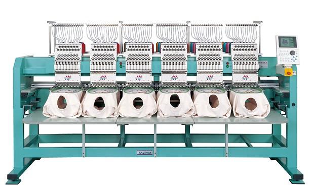 图片 TFMX-IIC系列成品绣花机
