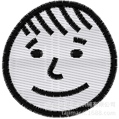 图片 【土豆君】沉稳 花样-田岛刺绣版带DST【使用权】