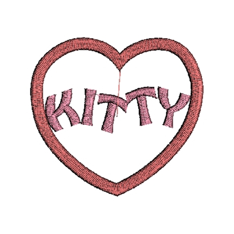 图片 Kitty版带花样-刺绣设计-DST