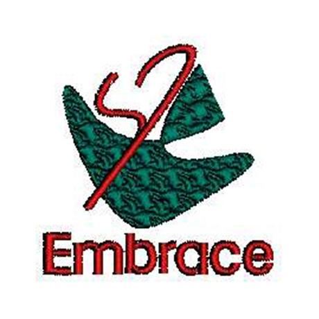 图片 Embrace 版带花样-刺绣设计-PEC